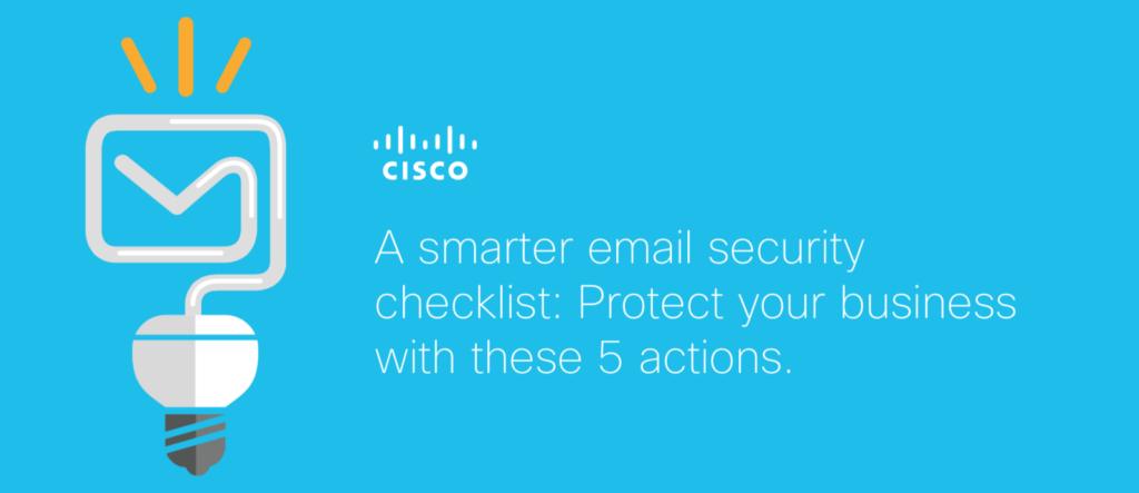 email checklist header image